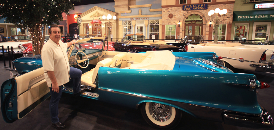 John Staluppi Cars of Dreams Museum